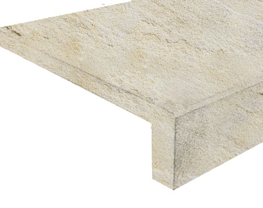 Himalayan sandstone pool coping tiles drop face by stone pavers melbourne, sydney, canberra, brisbane, adlaide and hobart