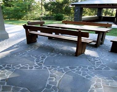 bluestone flagstone crazy paving , outdoor tiles, outdoor pavers, grey tiles by stone pavers melbourne, sydney, brisbane, canberra, hobart