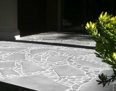 bluestone flagstone crazy paving , outdoor tiles, outdoor pavers, grey tiles by stone pavers melbourne, sydney, brisbane, canberra