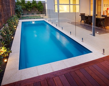 dove granite bullnose pool coping tiles, white coping, light pool coping by stone pavers australia, pool pavers
