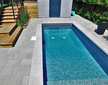 european bluestone pavers drop face pool coping tiles, blue tiles, dark tiles, black paver