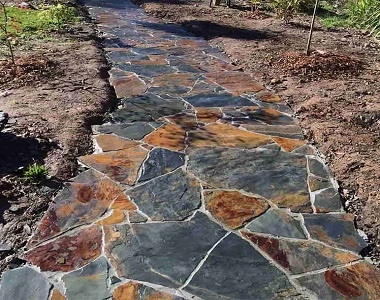 flame slate, outdoor pavers, bunnings, national tiles, natural stone tiles by stone pavers melbourne, sydney, brisbane, canberra, outdoor tiles