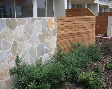 golden quartz crazy paving on mesh, national tiles, by stone pavers melbourne