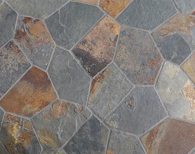 kakdu crazy paving on mesh by stone pavers melbourne, sydney, canberra