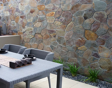 kakdu french pattern crazy paving on mesh by stone pavers melbourne, sydney, canberra, bunnings, national tiles