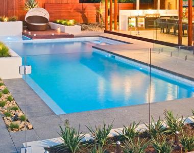 raven granite pool coping bullnose tiles, grey coping tiles, dark coping tiles, black granite pool coping by stone pavers australia, pool pavers