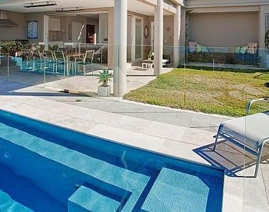 shell white limestone bullnose pool coping tiles, white pool coping tiles, round edge coping stone pavers sydney