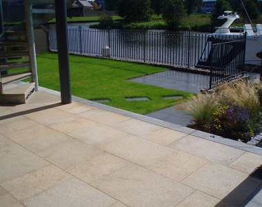 summer daze granite pavers and tiles, pool pavers, yellow tiles, ochre tiles by stone pavers australia - melbourne, sydney, brisbane, adelaide, canberra, outdoor pavers, outdoor tiles