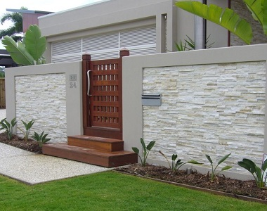 white stackstone wall tiles, living room wall tiles, natural stone tiles, white tiles by stone pavers melbourne, sydney, canberra, brisbane.