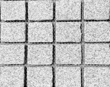 dove granite exfoliated white cobblestone tiles and pavers bunnings stone pavers