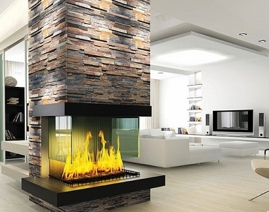 kakadu stack stone wall cladding tiles, natural stone tiles, brown rustic tiles, water feature tiles, fireploace stone wall tiles by stone pavers.