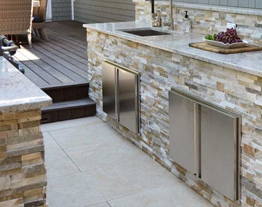 stack stone wall cladding