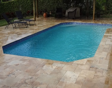 Antique Travertine Bullnose pool coping tiles biege pool coping tiles round edge pool coping pavers by stone pavers