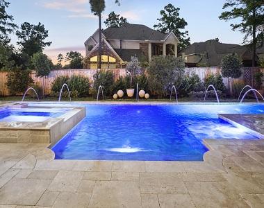 noce travertine bullnose pool coping tiles, brown tiles, beige tiles, cream tiles, round edge pool tiles, stone pavers sydney