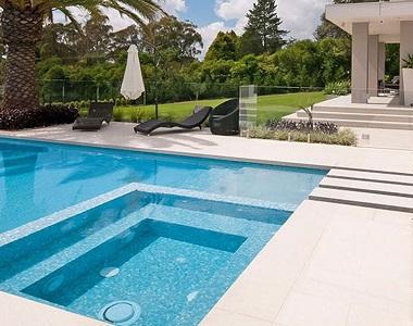 capri sandblasted white travertine tiles by stone pavers melbourne-sydney-brisbane-adelaide-hobart