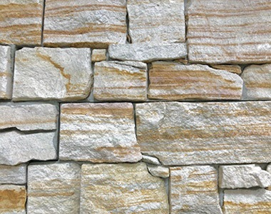 sandstone loose wall cladding tiles, feature wall natural stone tiles by stone pavers melbourne, sydney, canberra, brisbane