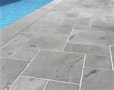 european bluestone pavers tiles pool coping pool paving crazy paving