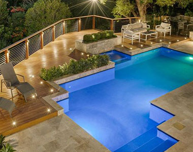 Antique Travertine Drop Face Pool Coping Tile, brown tiles, ochre tiles, yellow tiles, stone pavers