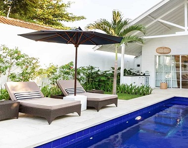 white pool coping pavers, drop face pool coping tiles, stone pavers sydney, melbourne, brisbane, adelaide
