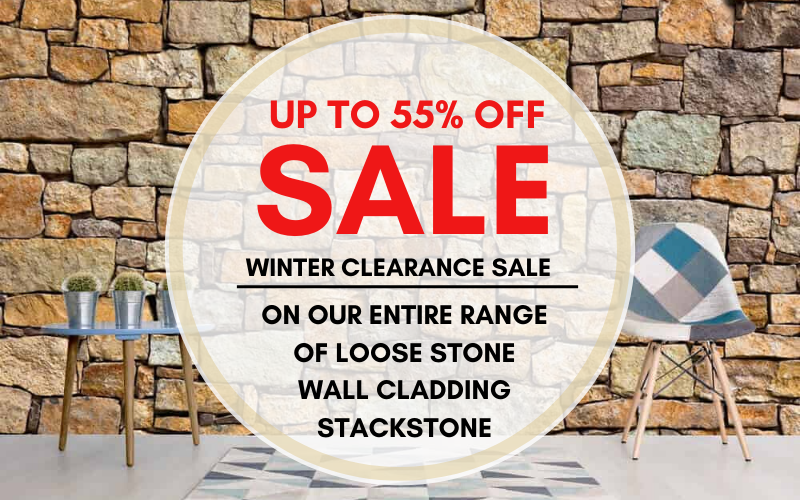 loose stone wall cladding stackstone sale banner